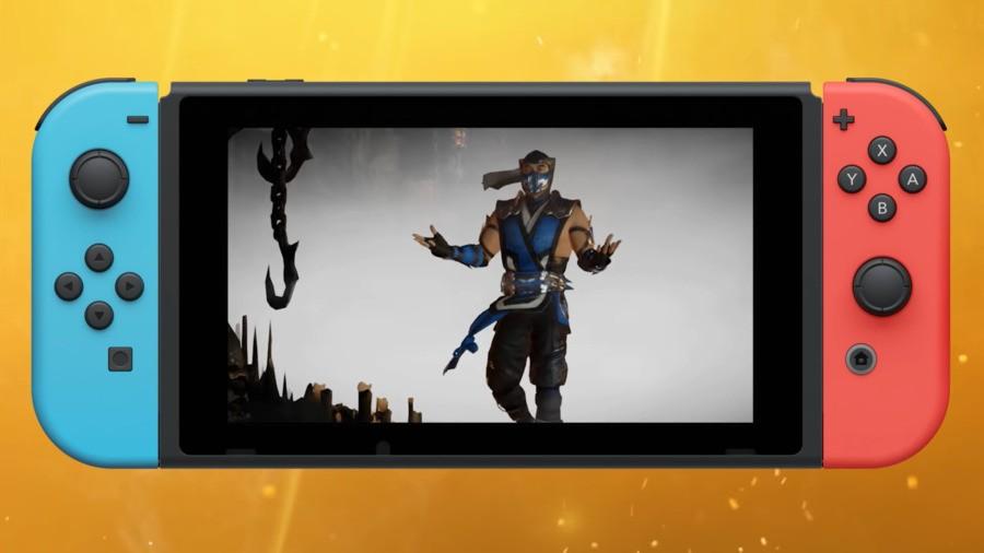 Mortal Kombat 11 Official Nintendo Switch Gameplay Reveal 0 20 Screenshot
