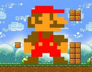 8 bit Mario goodness