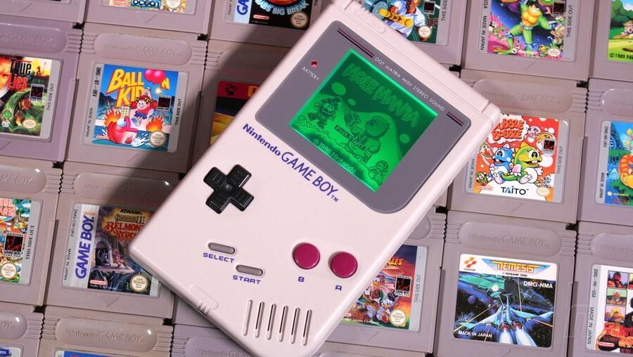 Top 50 Game Boy Games
