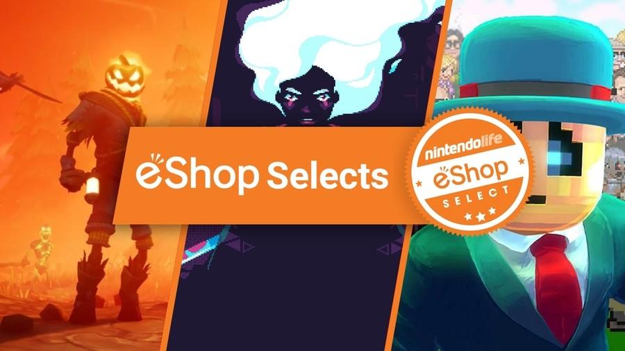 EShop Selects October 2020