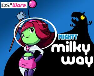 Mighty Milky Way