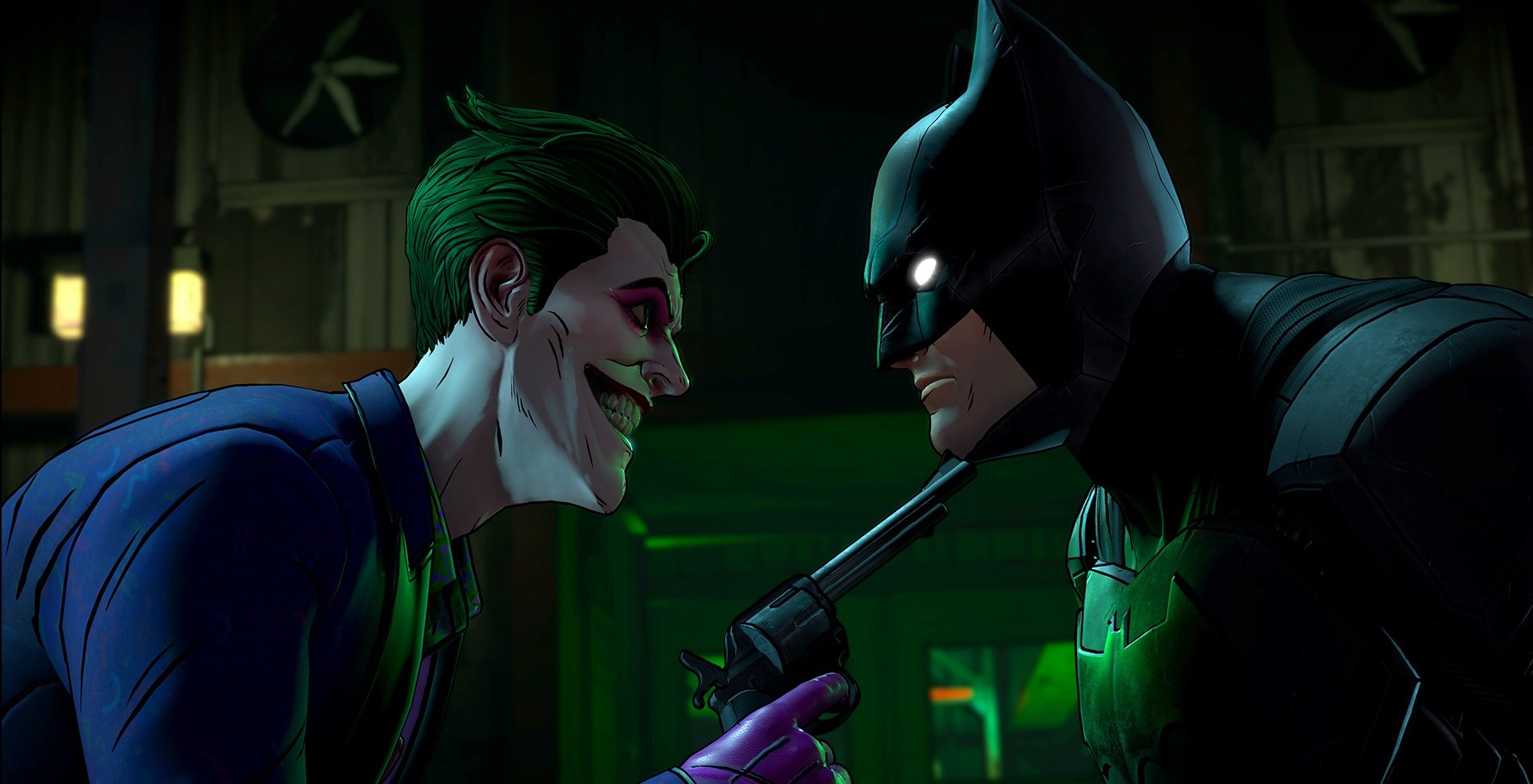 Batman: The Enemy Within - The Telltale Series - GOG Games