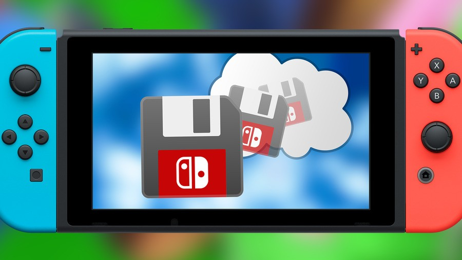 Switch Cloud Saves