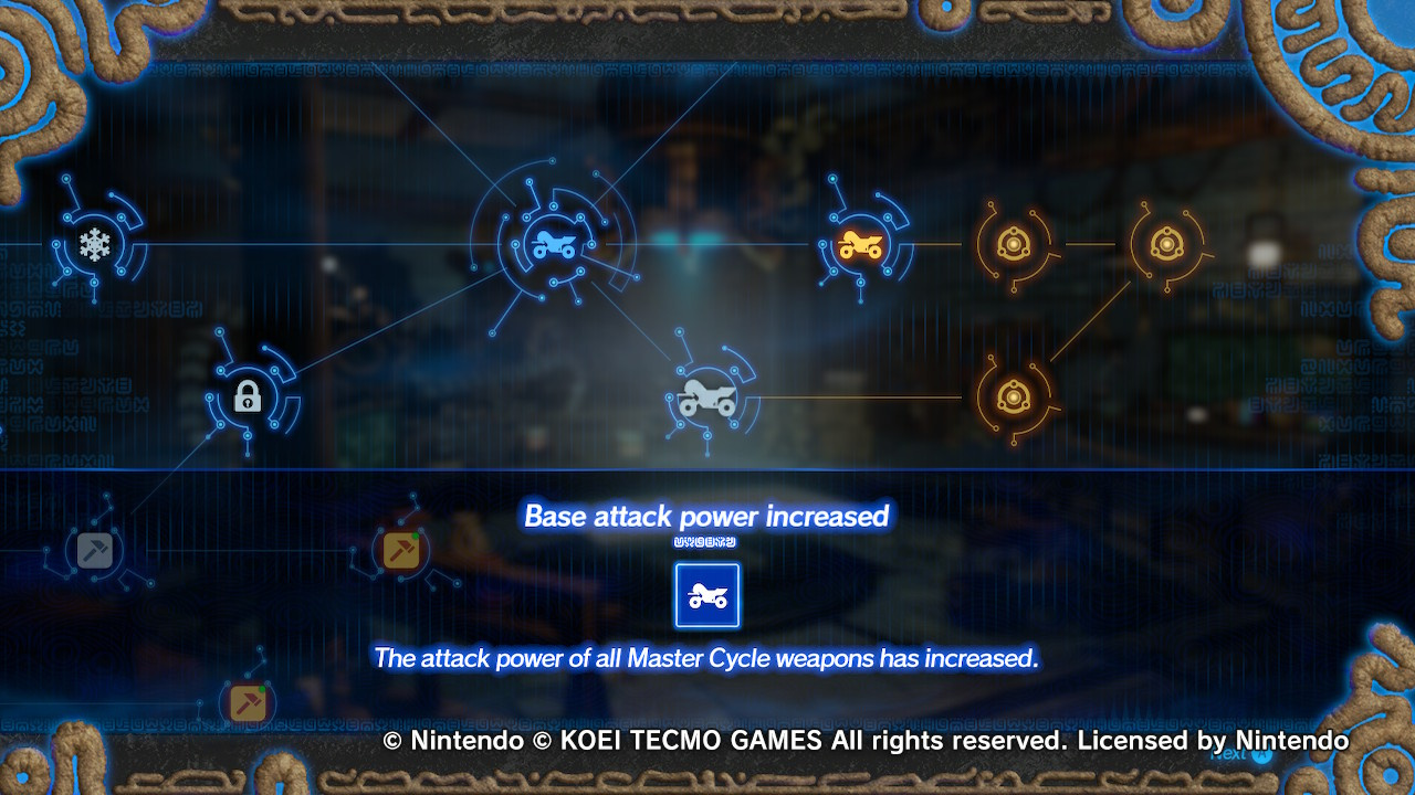 6 Base Attack Power Increased