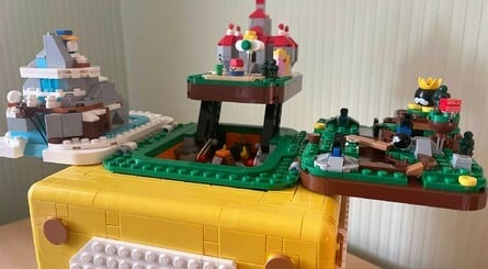 Lego Mario Block Worlds 2