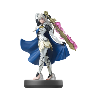 Corrin - Player 2 amiibo