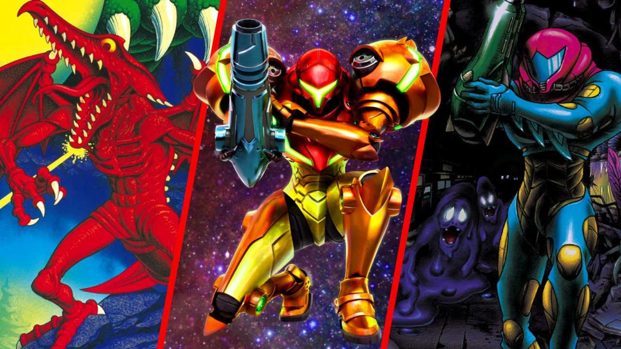 Metroid Games You Need To Play Before Metroid Dread