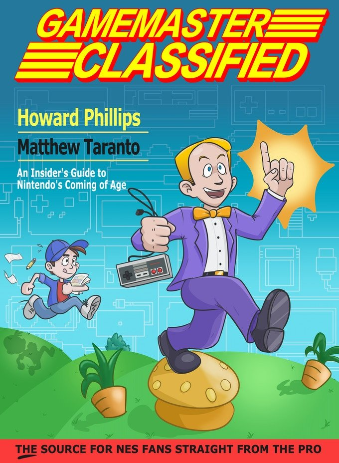 Gamemaster Classified Cover