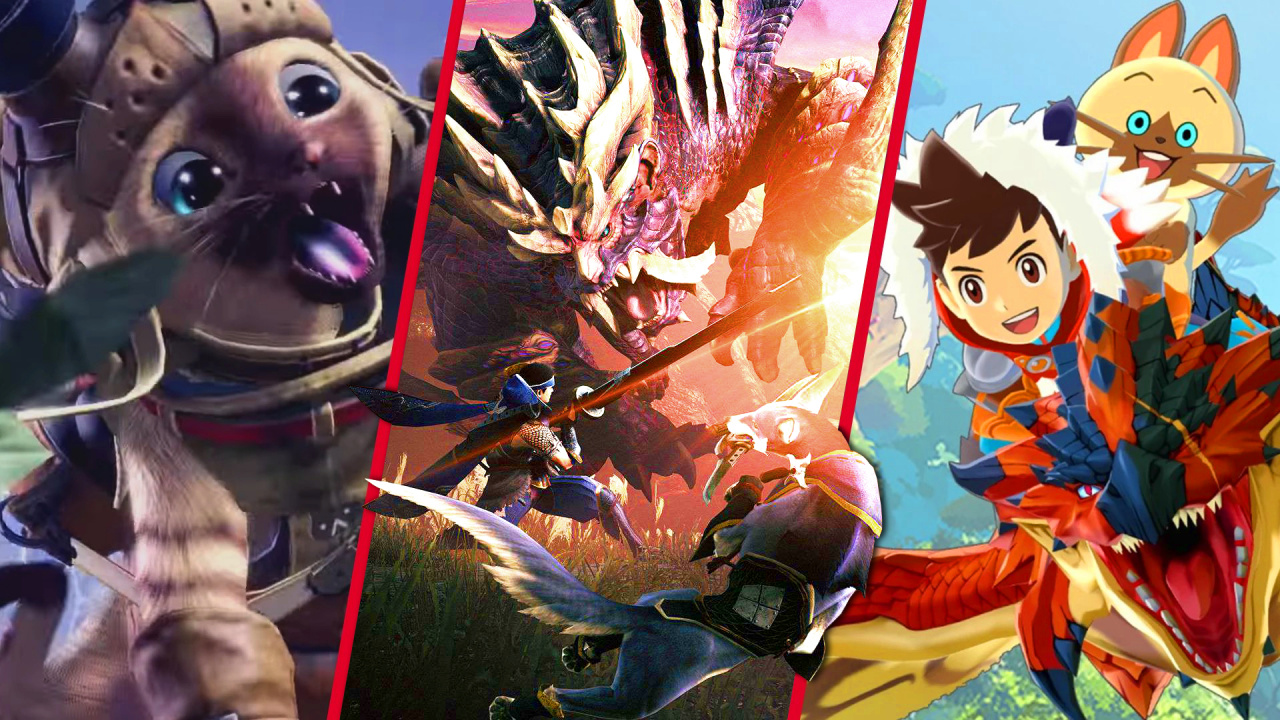 Feature: Best Monster Hunter Games Of All Time