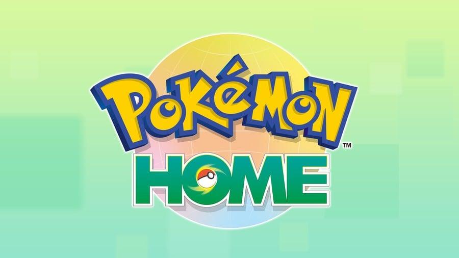 Pokemon Home Switch