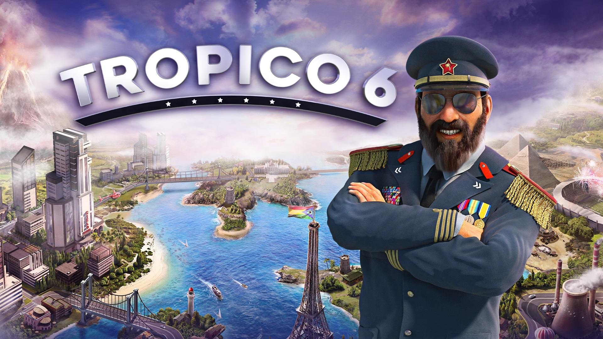 Επιβεβαιώθηκε το Tropico 6 για το Nintendo Switch