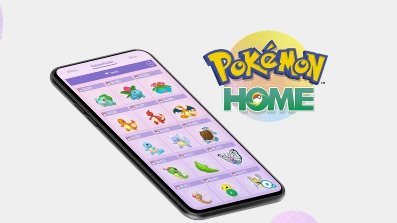 Pokémon HOME June Update Will End Compatibility With Select Smartphones