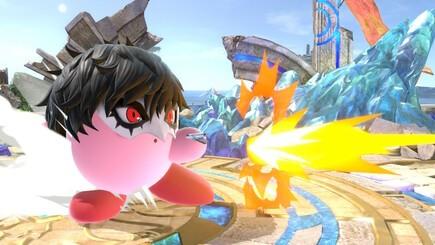 71. Joker Kirby