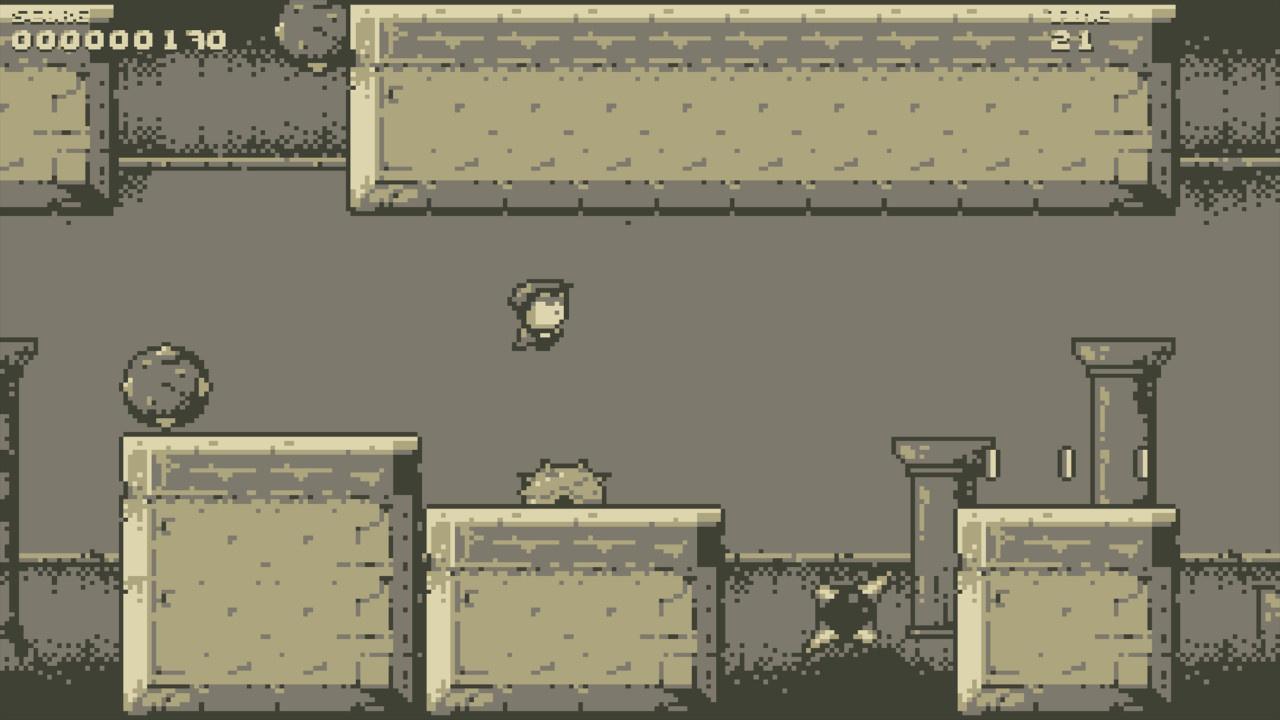Stardash Brings Challenging Game Boy-Inspired Platforming To Switch This Week