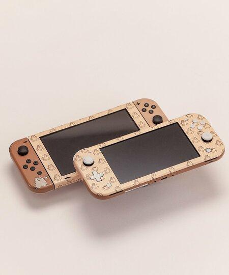 Pasticceria Nintendo Switch LITE Skin 001 Web 1800x
