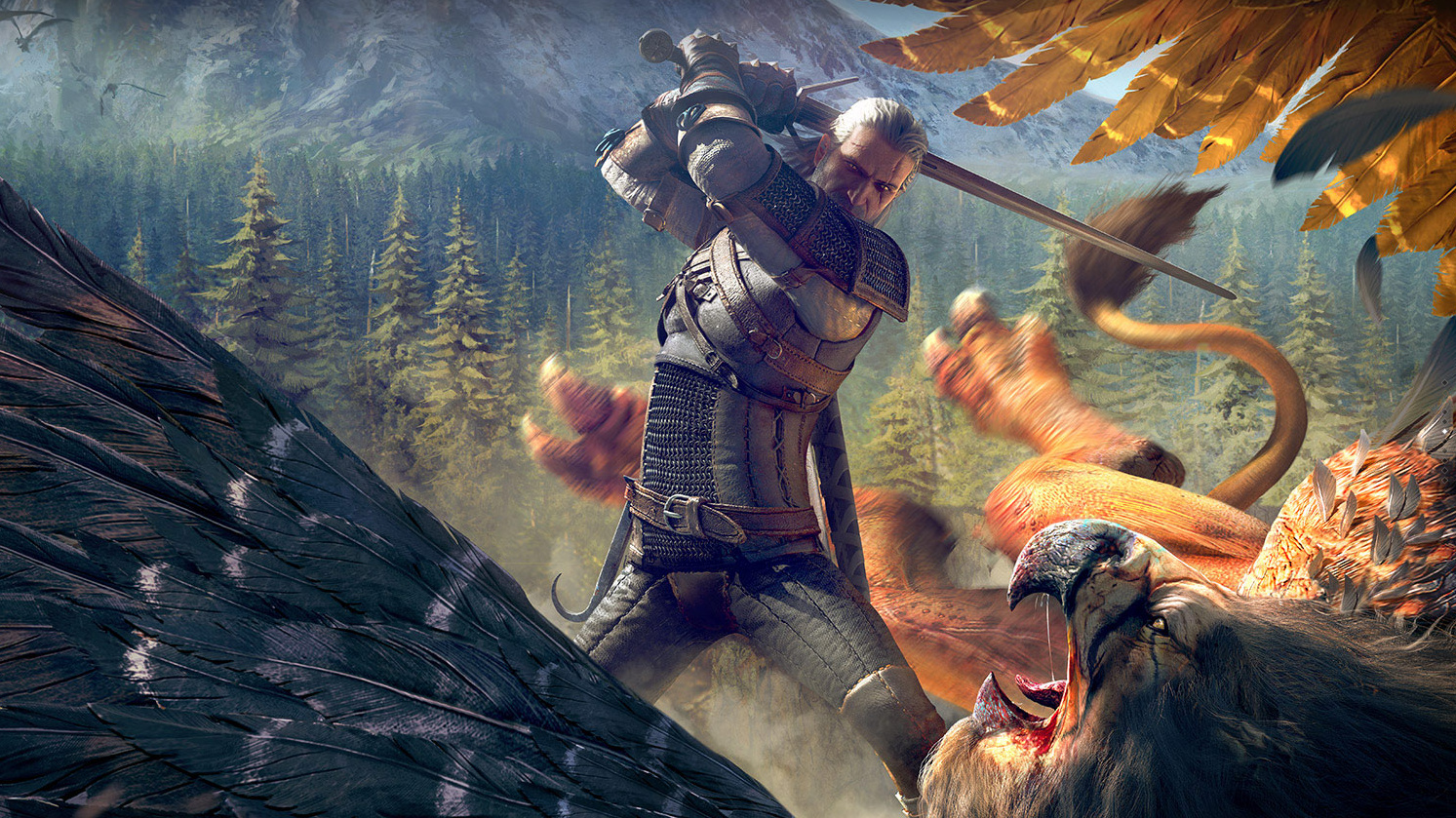 The Witcher 3 Switch Port Started Development Just 12 Months