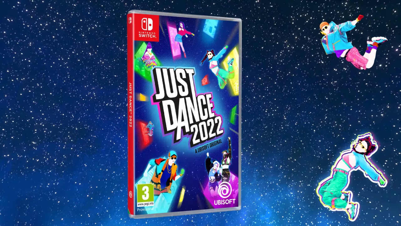 Predictably, Just Dance 2022 Is Coming To Switch This November