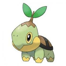 Currently Available: Turtwig