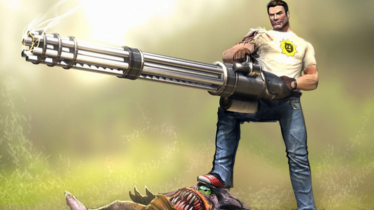 The Serious Sam Developer Is Porting Its New Game Engine To Switch