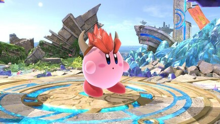 14. Bowser Kirby