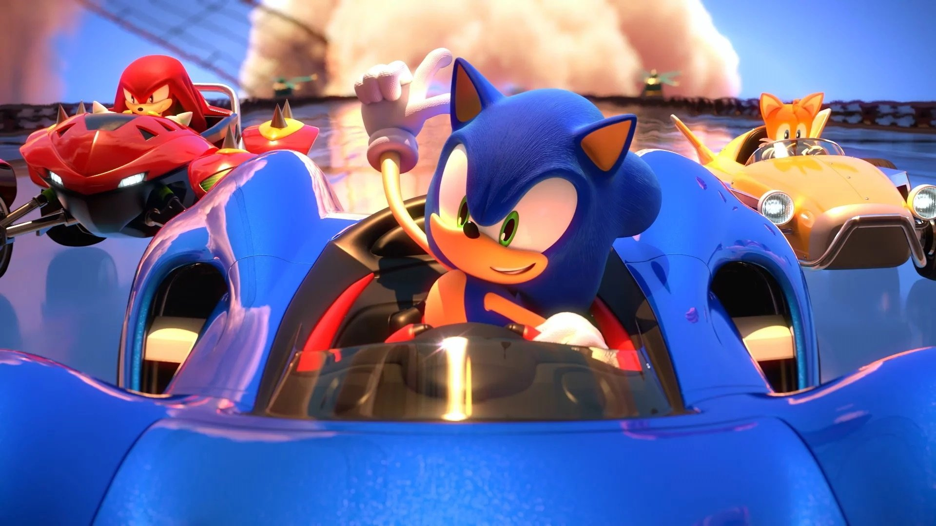 b5a7d47144544 Video  Check Out Car Customisation In The Latest Team Sonic Racing ...