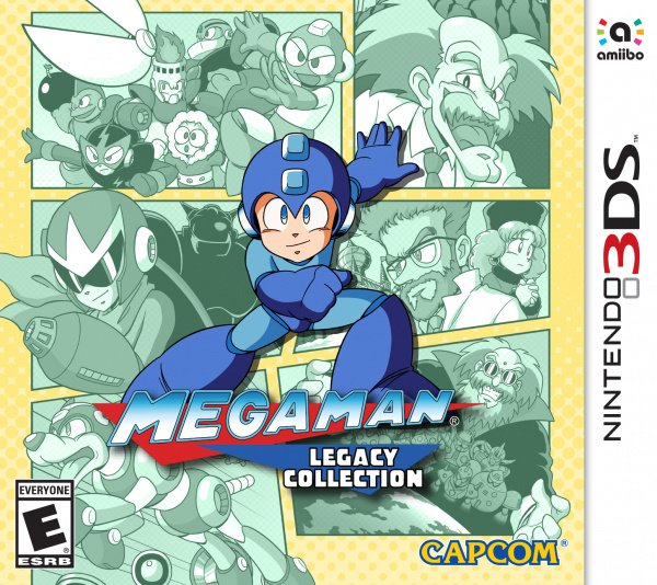 Mega Man Legacy Collection Review (3DS) | Nintendo Life