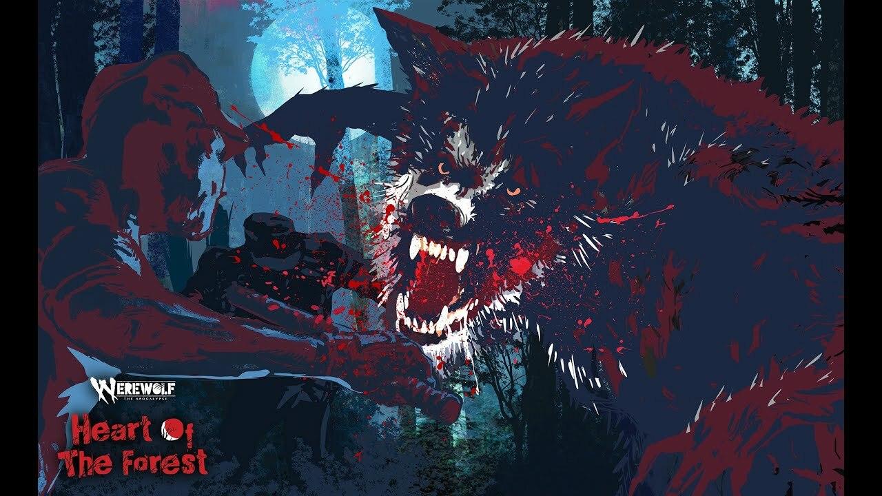 Werewolf: Apocalypse-Forest Center Switches Desktop RPG – Jioforme