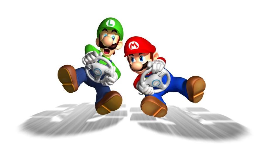 Mario Kart Wii HD