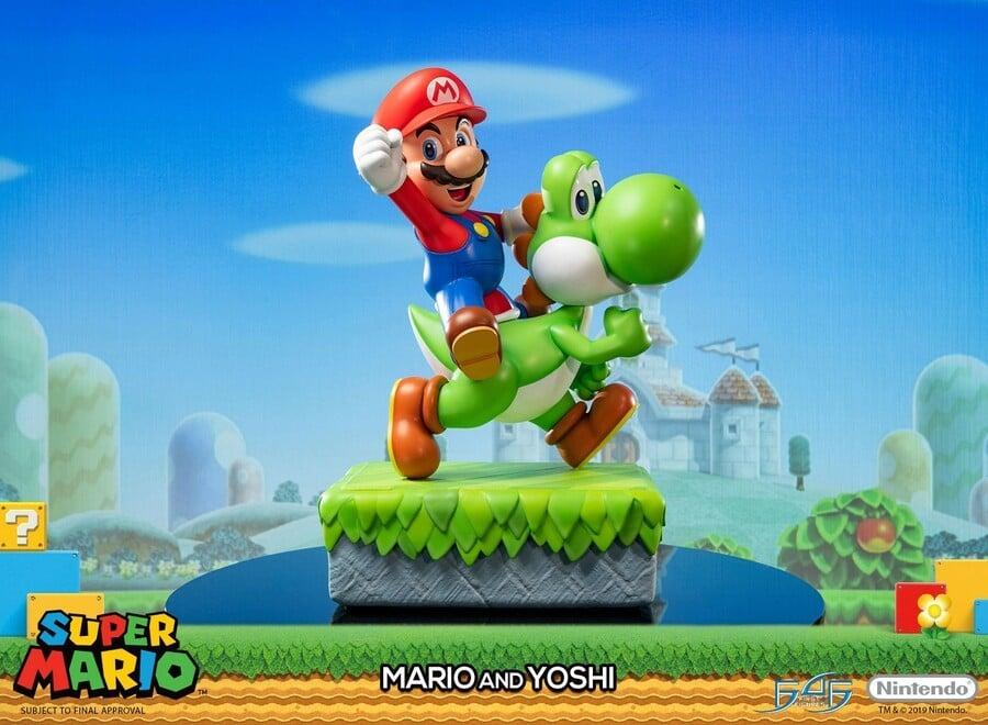 Mario And Yoshi Standard Edition