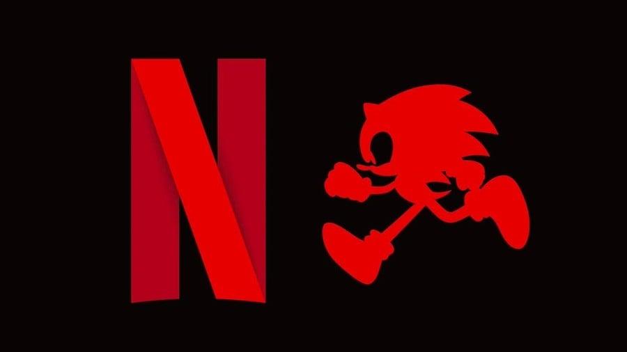 Netflix x Sonic