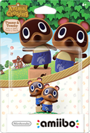 Timmy & Tommy amiibo Pack