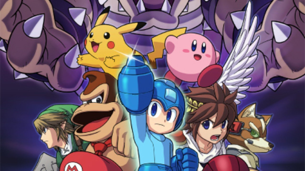 Talking Point: The Super Smash Bros  3DS Demo Has Been an