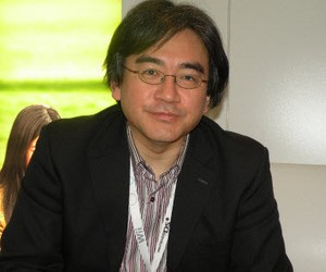 Better games = better sales for Mr Iwata