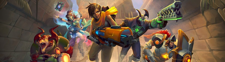 Paladins - Founder's Pack (Switch eShop)