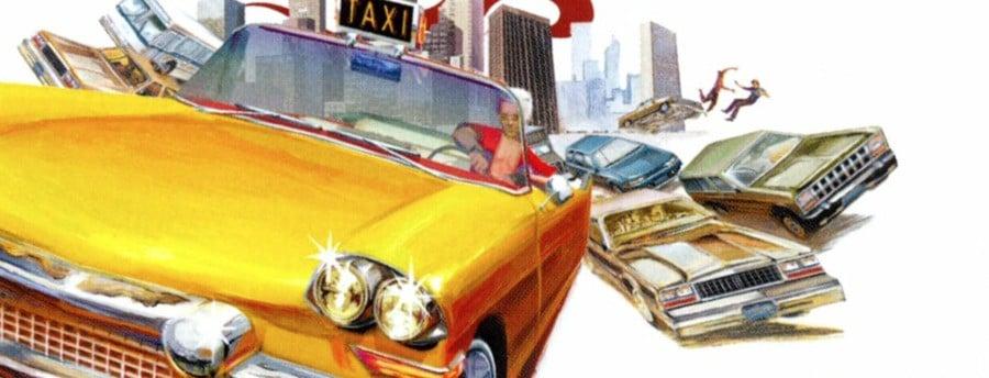 Crazy Taxi 2