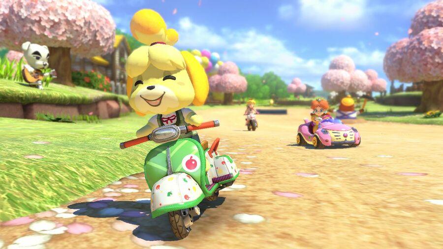 Mario Kart 8- DLC2