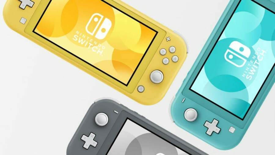 Switch Lite Variants