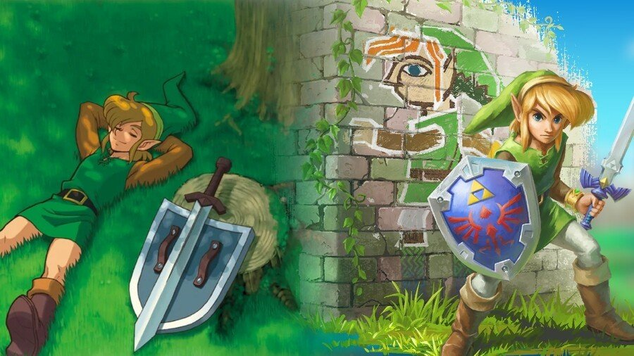 ALTTP and ALBW: Link(s)