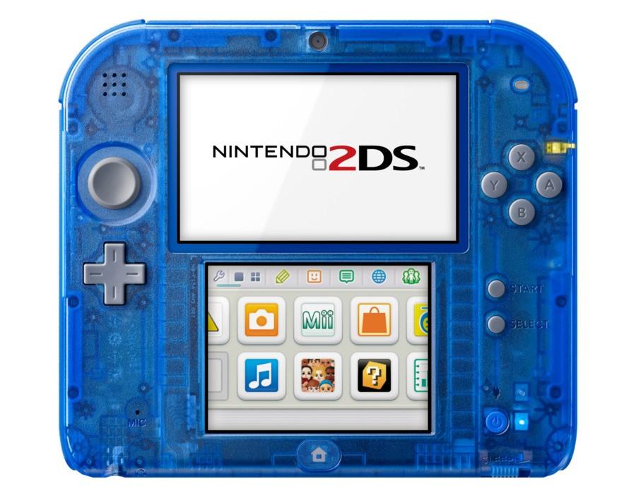 2 DS Blue