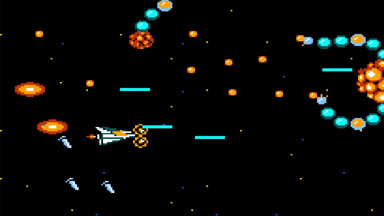 VS. Gradius Joins Hamster's Arcade Archives Series On Switch eShop