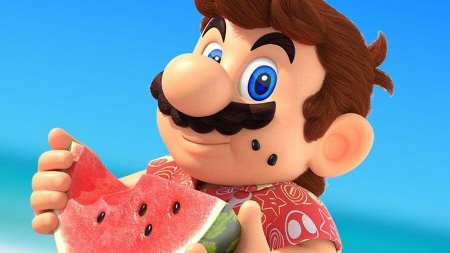 Summer of Games Mario