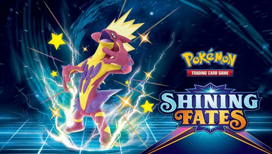 Pokemon Shining Fates