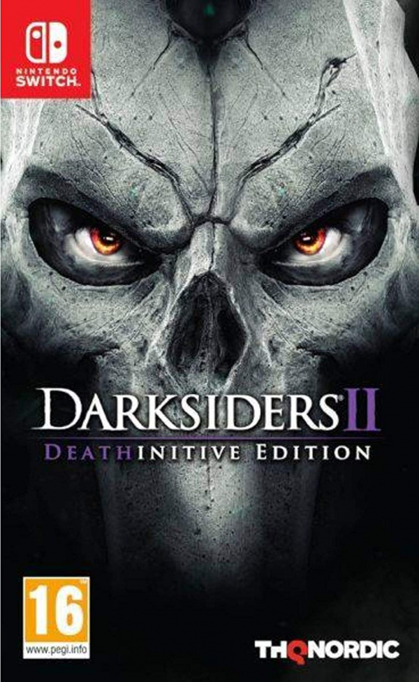 Darksiders Ii Deathinitive Edition Review Switch Nintendo Life