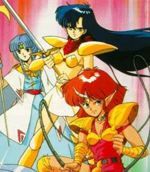 Valis was one of Telenet's most popular franchises. Can't imagine why. Ahem.