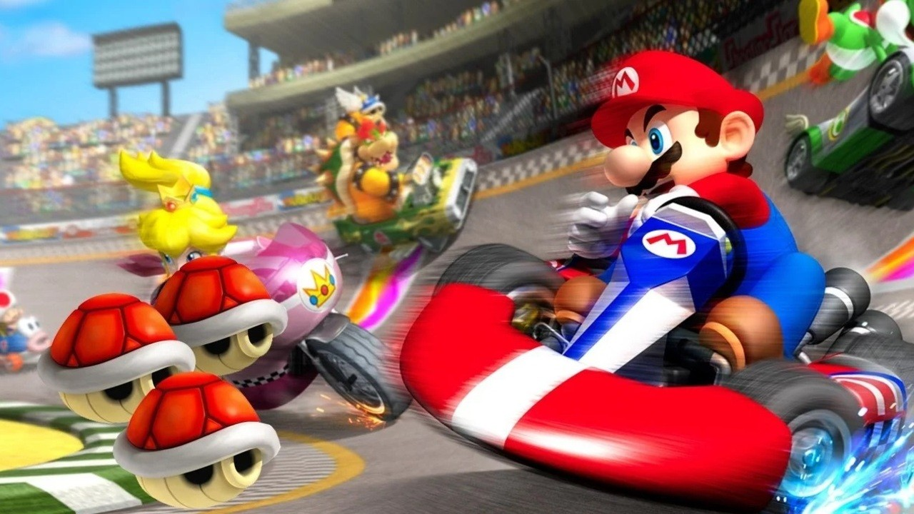 Random Three New Ultra Shortcut Glitches Discovered In Mario Kart