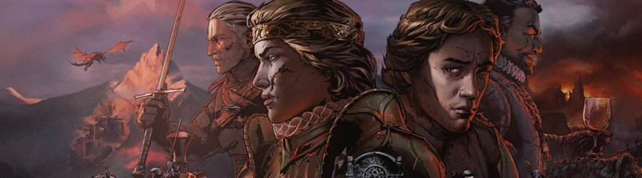 Thronebreaker: The Witcher Tales (Switch eShop)