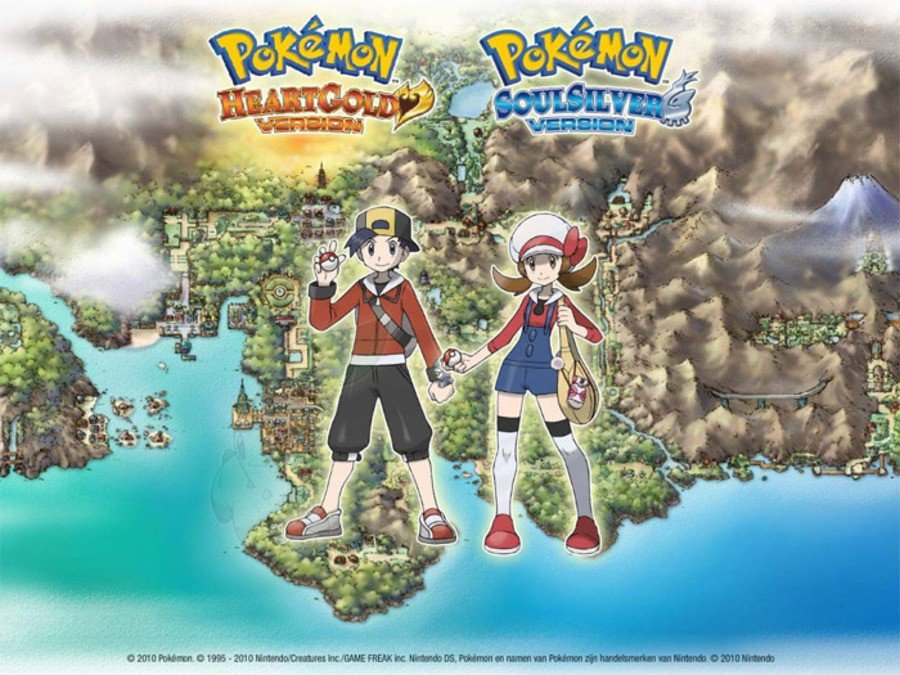 Why We're Still Playing… Pokémon HeartGold and SoulSilver - Feature -  Nintendo Life