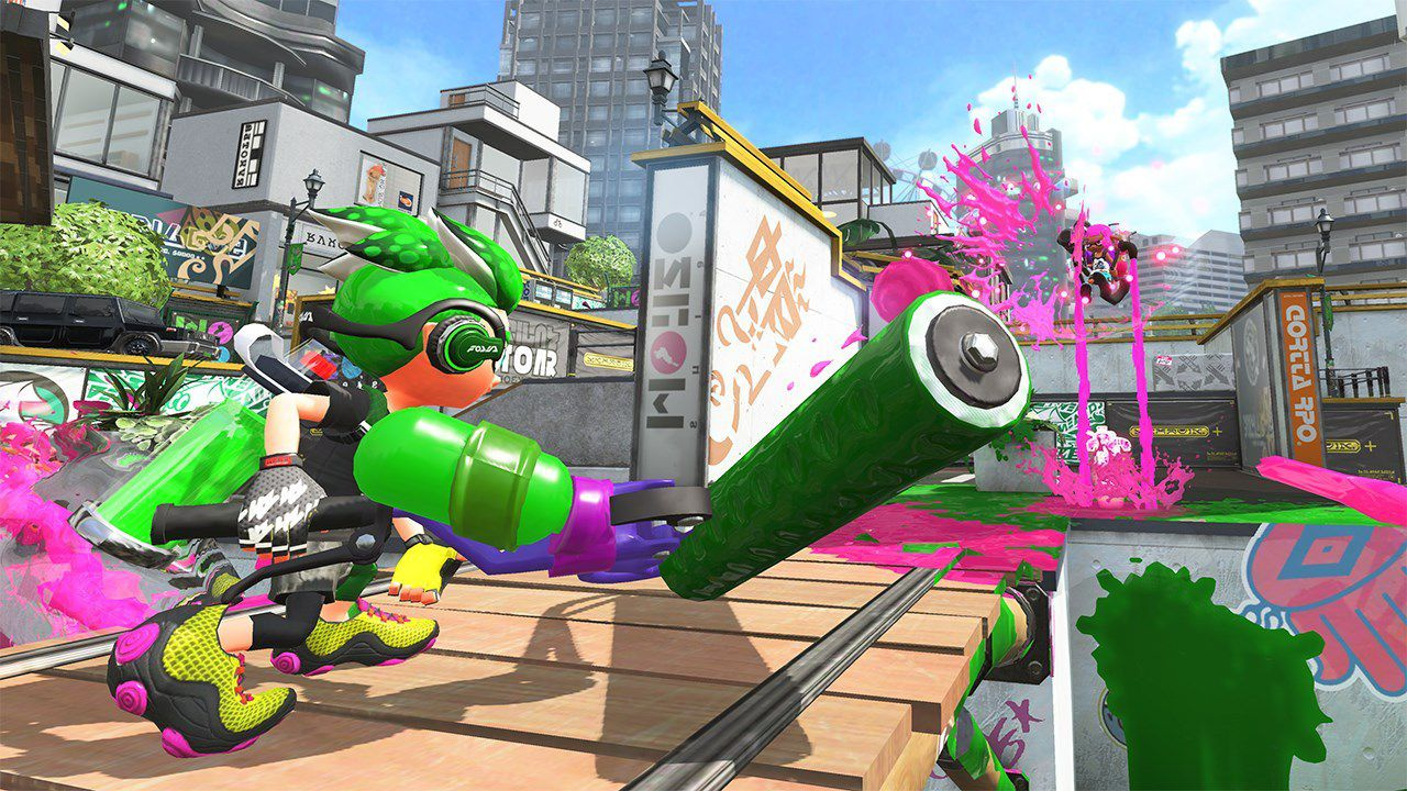 Splatoon 2's Next Patch Will Stop Players Reaching An Area That Should Be Off Limits
