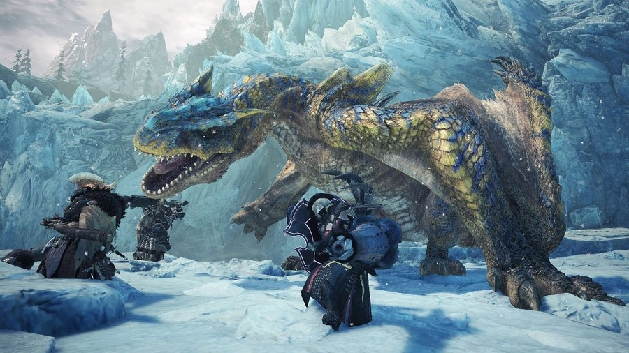 Monster Hunter: World is comfortably the best-selling of them all