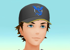 Team Mystic Cap